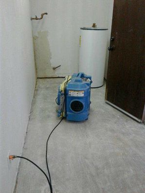 Water Heater Leak Restoration in Fleming Isle FL by DRT Restoration, LLC