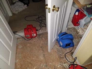 Water Damage Restoration in Saint Johns, FL (2)