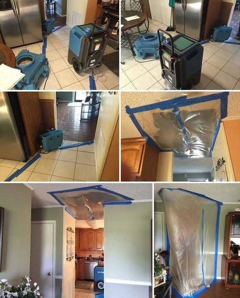 Water Damage Restoration in Saint Augustine, FL (1)